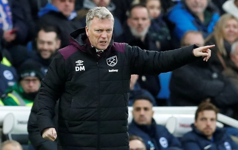 West Ham United are not safe from the threat of relegation