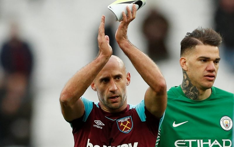 Zabaleta considered for central role – report
