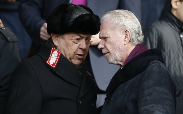 Image for West Ham fans rage at owners' Husillos stance