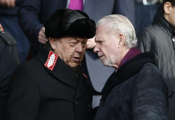 Image for West Ham eye Benitez swoop