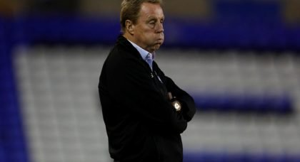Redknapp: West Ham fans need to forget about Upton Park
