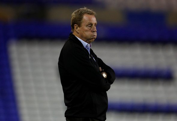 West Ham fans react to Harry Redknapp links