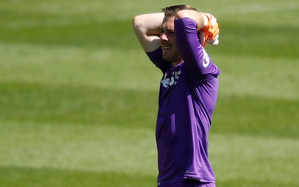 Image for West Ham could launch offer for Butland