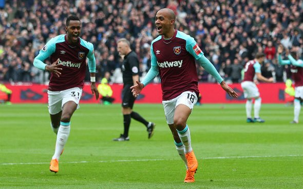 Image for West Ham fans will be left fuming if Mario joins Spurs