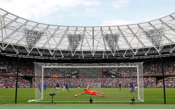 Image for West Ham fans on Twitter talk about a Red Bull take over