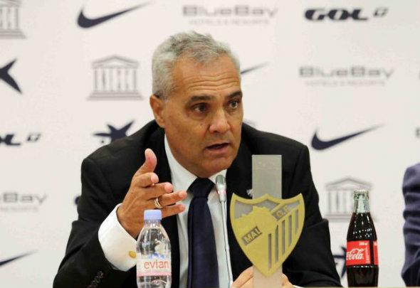 Image for Husillos considering resignation