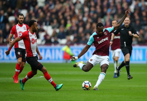 Antonio is the ideal candidate to lead West Ham attack