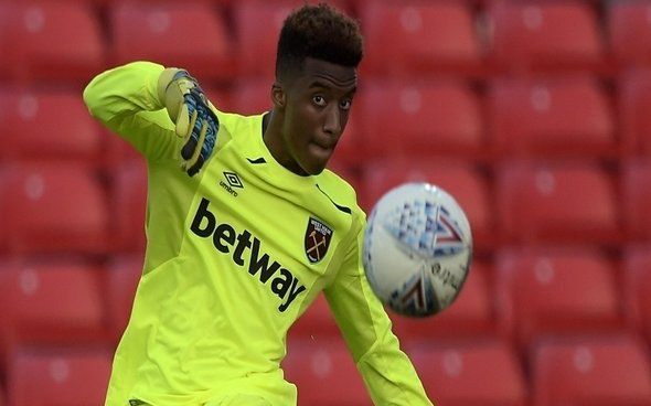 Image for Insider: Young Irons 'Keeper's Future in Doubt