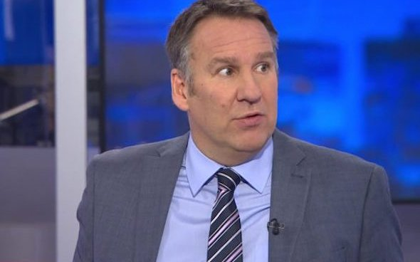 Image for Merson clearly believes Pellegrini is to blame