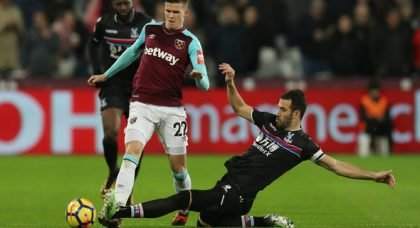 Byram at least could now have a chance at saving West Ham career