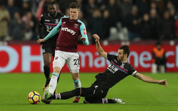 Image for Byram has weeks to prove his worth to West Ham