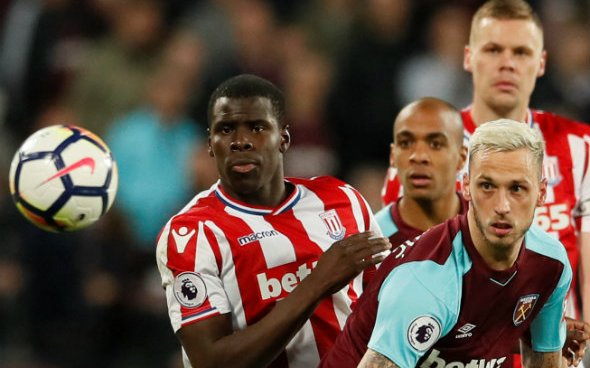 Image for Sigh of relief as West Ham links to Zouma rubbished
