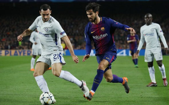 Image for West Ham have made an offer for Andre Gomes