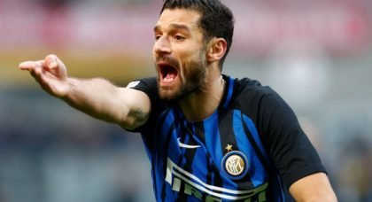 West Ham receive boost in Candreva pursuit