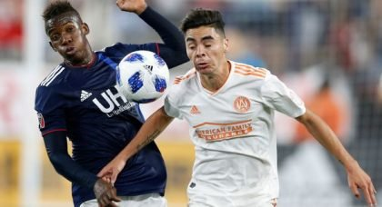 West Ham eyeing move for Almiron