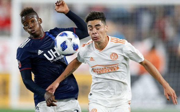 Image for West Ham 'looked at' Almiron