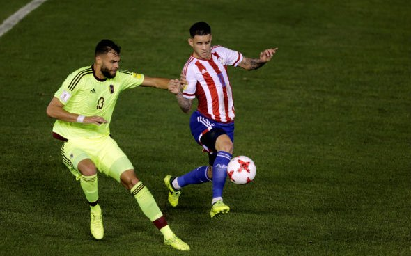 Image for West Ham close to £20million signing of Real Betis star Sanabria