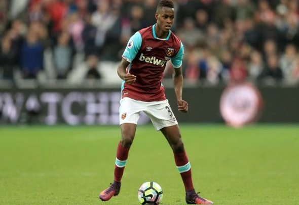 Image for West Ham fans commiserate Fernandes departure
