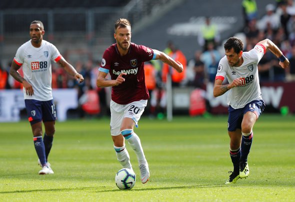 Ex Ukraine international claims West Ham are 'sorry' for Yarmolenko purchase
