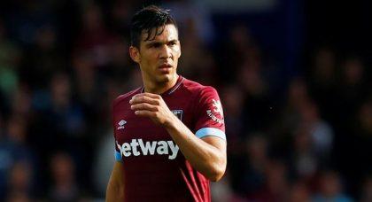 Balbuena quickly emerging as West Ham's steady-eddie