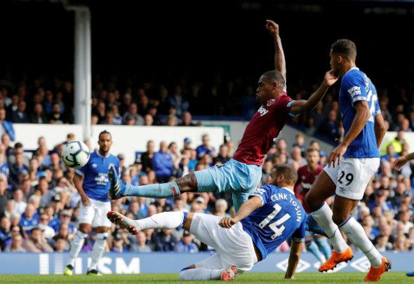 Image for West Ham slap record equalling demands for Diop