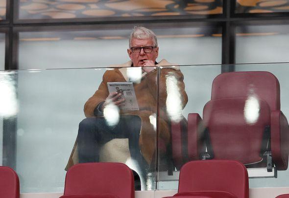 Image for Motson deliver verdict on West Ham v Burnley
