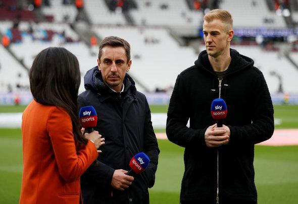 Image for Neville raves over West Ham talent