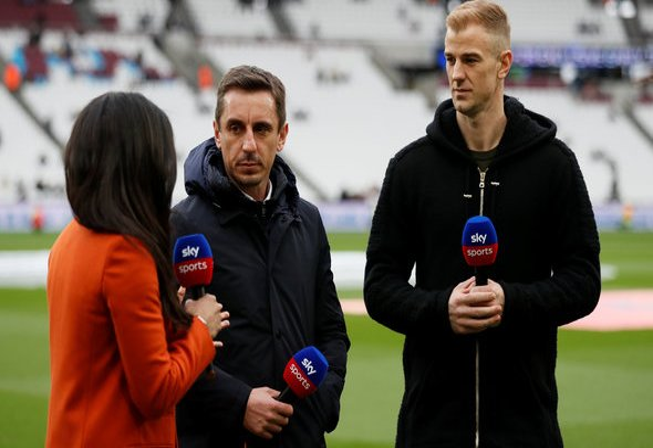 Image for Neville delivers verdict on West Ham loss v Brighton