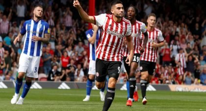 West Ham not interested in Maupay