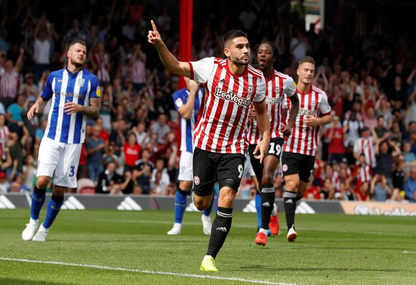 West Ham urged to sign Maupay