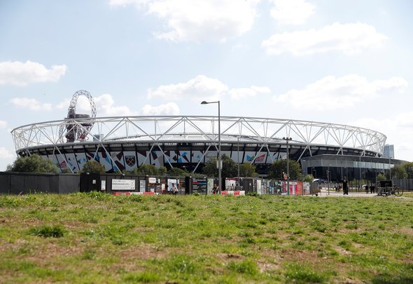 West Ham attendance numbers latest London Stadium embarrassment