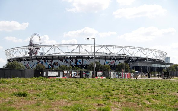 Image for West Ham fans unhappy with Rush Green training ground