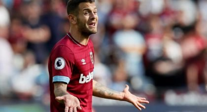 Jack Wilshere has a message for Hammers fans ahead of next season