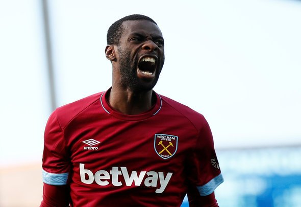 Sassuolo agree Obiang fee