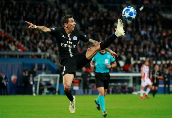 West Ham can announce arrival at top table with Di Maria swoop