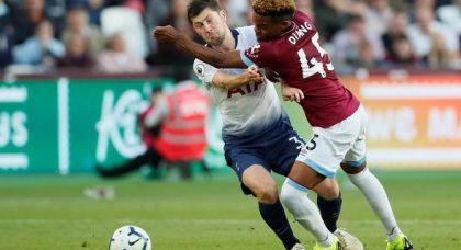 Many Tottenham fans destroy Davies despite win v West Ham