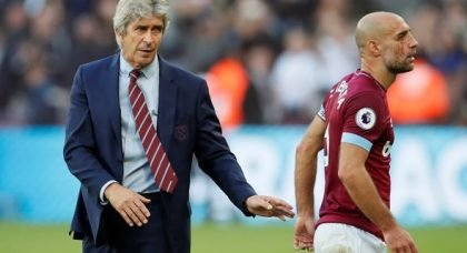Zabaleta situation needs to be resolved this week