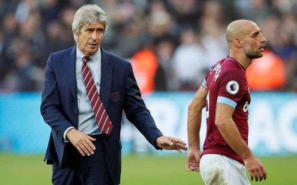 Image for Three things learned about West Ham in clash with Burnley