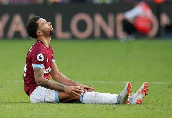 Fredericks return perfectly timed for West Ham