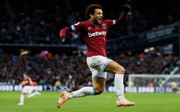 Image for West Ham should take Madrid's Anderson money and run