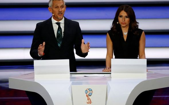 Image for Lineker mentions West Ham in Cameron tweet