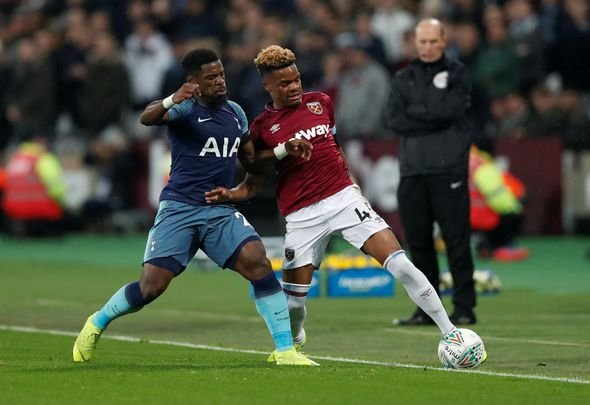 Diangana must get nod v Leicester with Nasri & Lanzini out