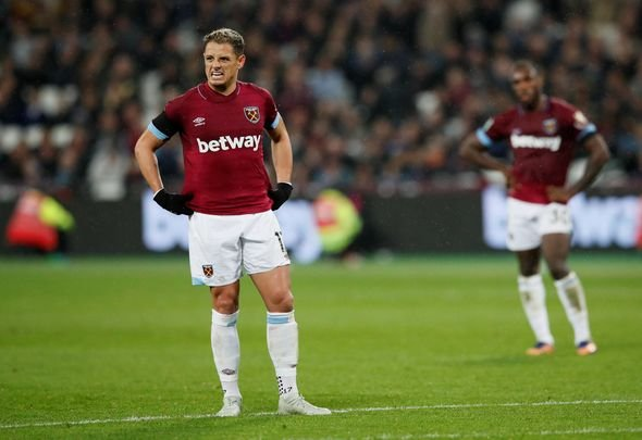 Hernandez wants to leave West Ham