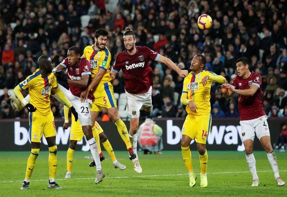 Image for Some West Ham fans destroy Carroll