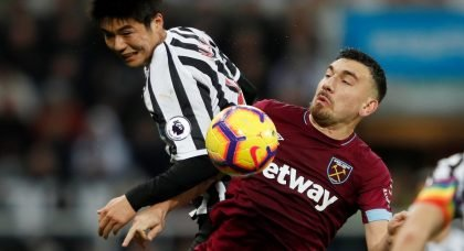 Some West Ham fans drool over Snodgrass v Cardiff