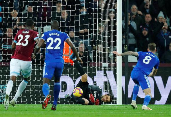 West Ham fans rejoice over Fabianski v Cardiff
