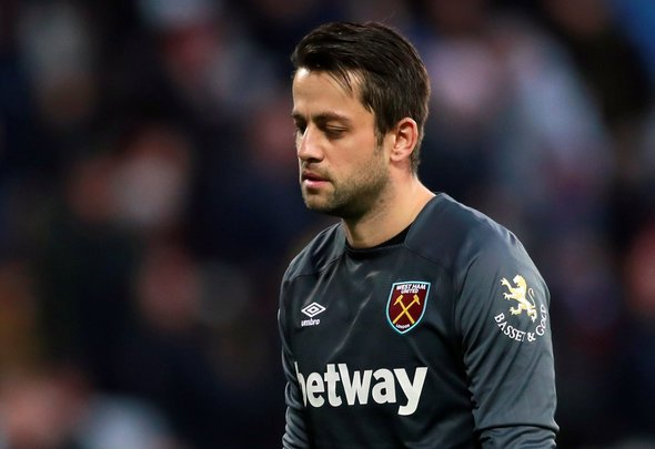Fabianski surely a shoe-in for Hammer of the Year