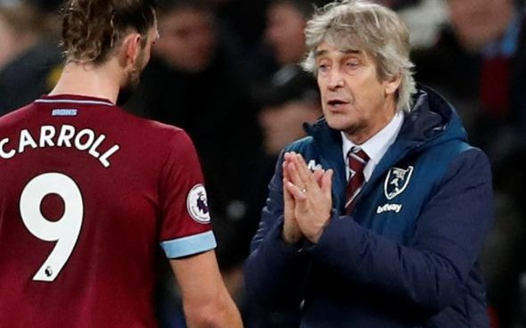 Image for No contact from Tottenham over reported Carroll move