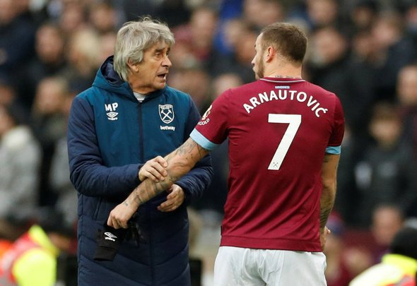 West Ham must ditch Arnautovic in the summer