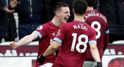 Merson: West Ham have Rice problem